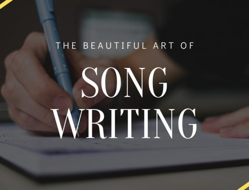 The Beautiful Art of Songwriting