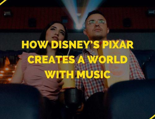 How Disney's Pixar Creates A World With Music